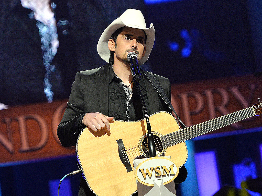 Brad Paisley: Grand Ole Opry's Country Cares for St Jude Kids
