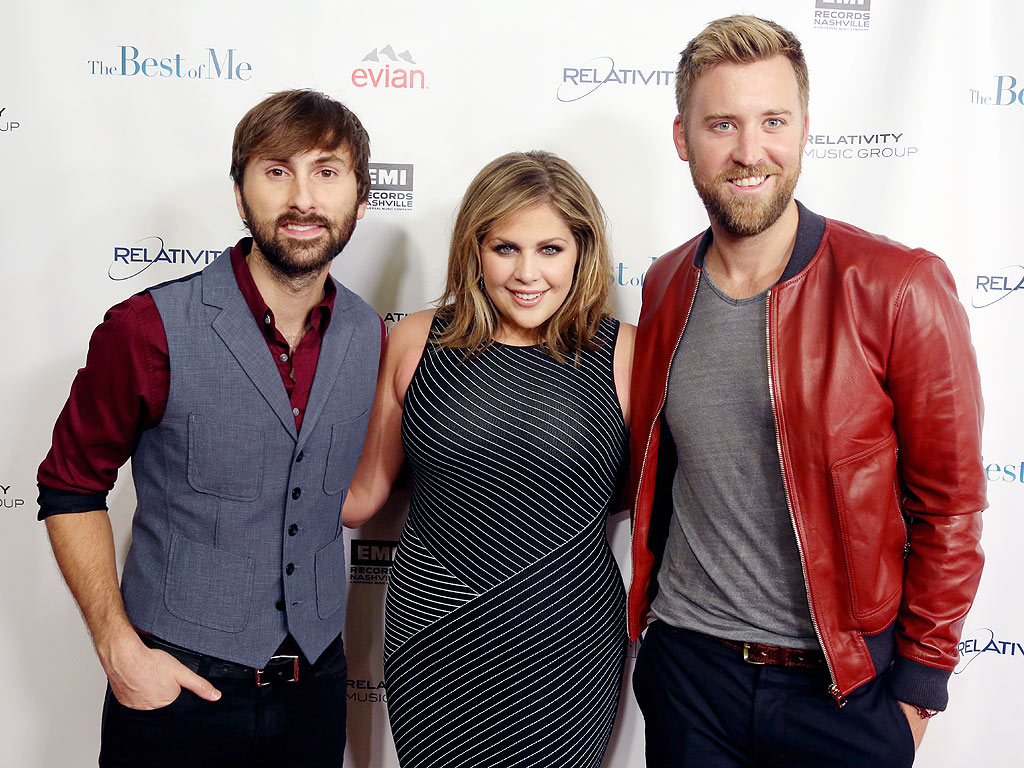 Lady Antebellum The Best of Me Premiere Interview