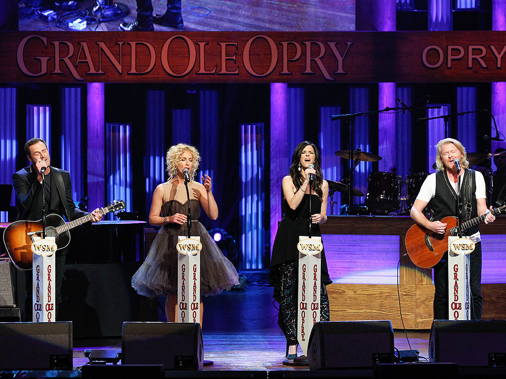 Little Big Town Grand Ole Opry Induction