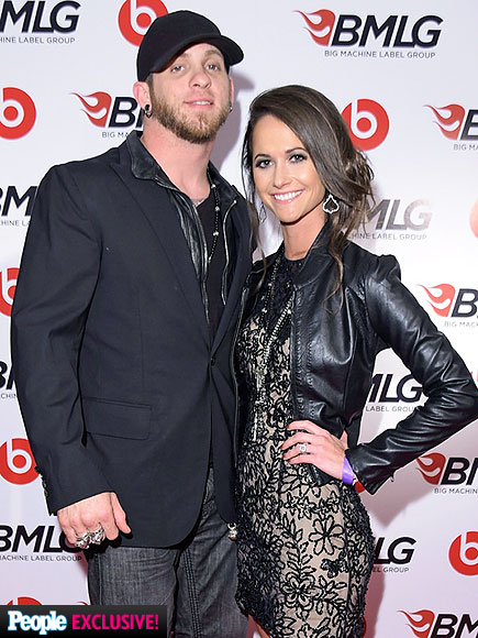 Brantley Gilbert Engaged to Amber Cochran