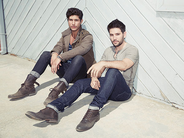 Country Music Duo Dan and Shay Video