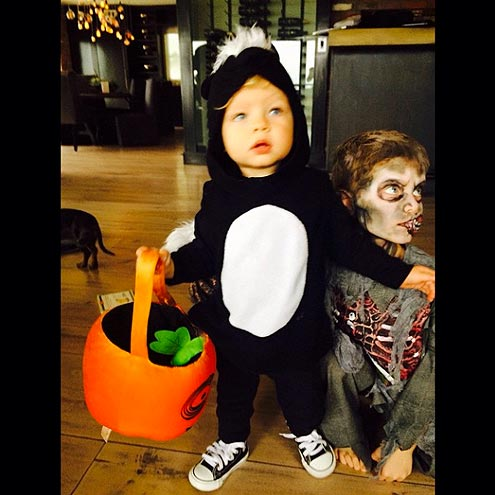 Fergie & Josh Duhamel's Fun-Filled Family Photos