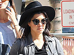 Kourtney Kardashian's Fashion-Forward Bump Style