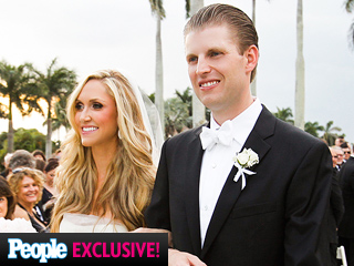 Eric trump wedding