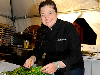 Alex Guarnaschelli Birthday Cake