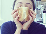 Emmy Rossum Stops and Smells the Bagels | Emmy Rossum
