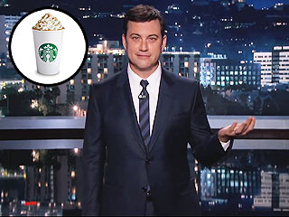 Watch Jimmy Kimmel's Barista Spelling Bee