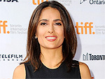 You Have to See the Dessert Salma Hayek Ate With Her Daughter | Salma Hayek
