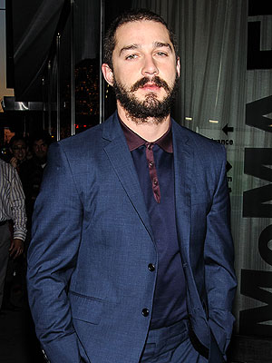 Shia LaBeouf Arrested at Cabaret Performance