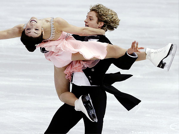 Olympics 2014: Ice Dancing with Meryl Davis & Charlie White