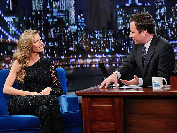 Gisele Bündchen Reveals the Crazy, Fun Way She Learned English