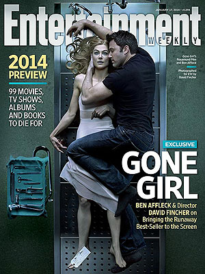 Ben Affleck Cozies Up to a Corpse in Gone Girl-Inspired Shoot