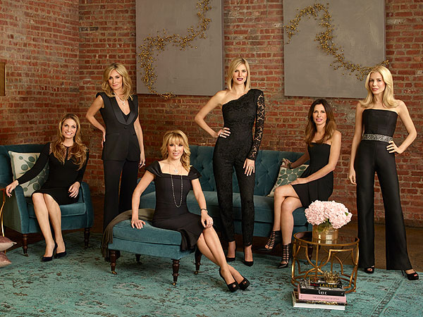 The Real Housewives of New York City Season 6 Trailer Revealed