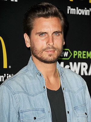 Scott Disick Suffers Alcohol Poisoning: Hospitalization Was Wake-Up Call
