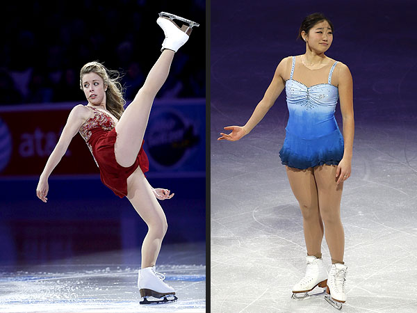 Ashley Wagner Speaks Out About Olympic Ice Skating Controversy