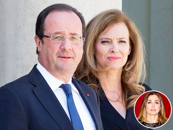 French President Francois Hollande and Valérie Trierweiler Split After Alleged Affair
