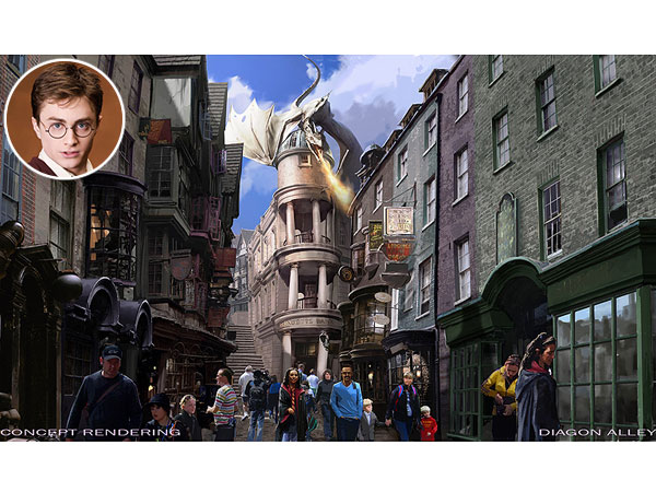 Wizarding World of Harry Potter Expands in Orlando
