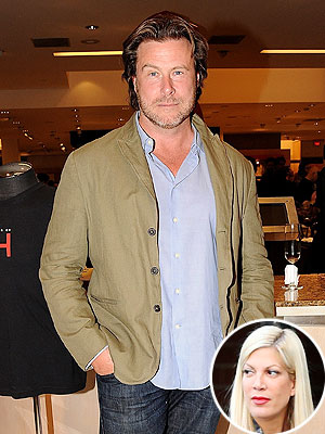 Tori Spelling's Husband, Dean McDermott, Is in Rehab