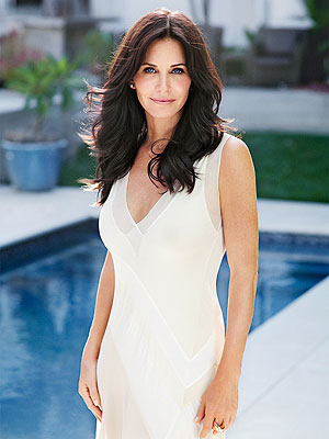 Courteney Cox on Her Ex, David Arquette: I Want Him to Be Happy