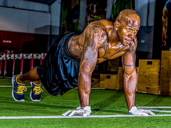 Donald Driver Shares 5 Workout Moves for Staying Sexy