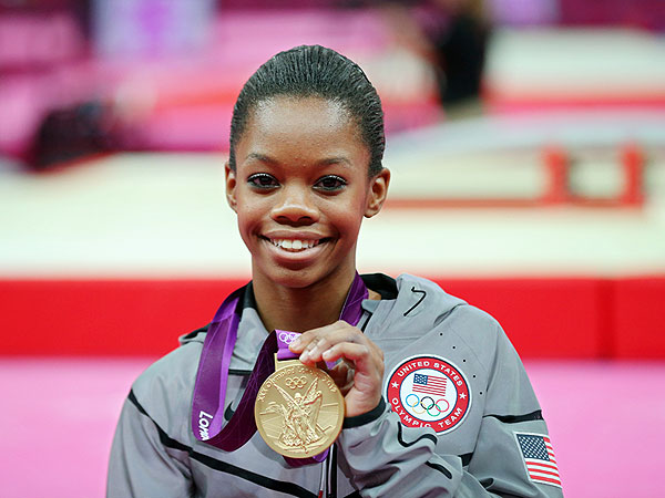 2014 Winter Olympics: Gabby Douglas Advice