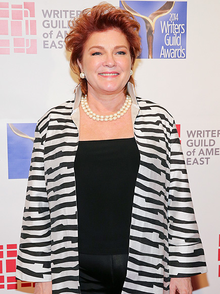 Kate Mulgrew Talks About Orange Is the New Black, Super Bowl, Character Red