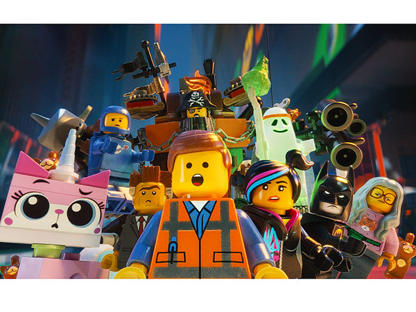 The Lego Movie, Monuments Men Movie Reviews: PEOPLE's Critic Weighs In