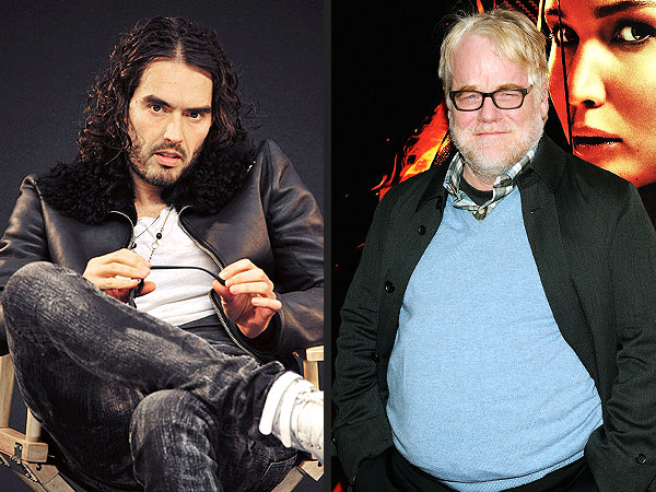 Russell Brand Decries Drug Laws, Addiction Stigma in Philip Seymour Hoffman's Death