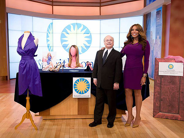 Wendy Williams's Smithsonian Stash: Talk-Show Host Donates Some of Her Bling