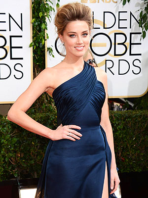 Amber Heard on Her Movie Roles: A Shotgun Over a Wedding Dress