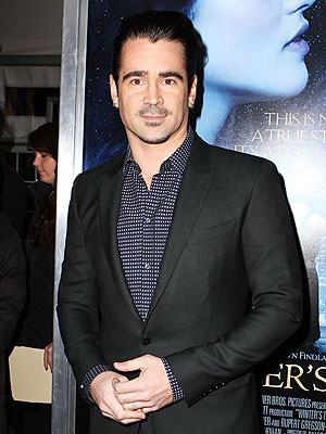 Colin Farrell Is Thankful He Still Had Friends After His 'Wild Years'