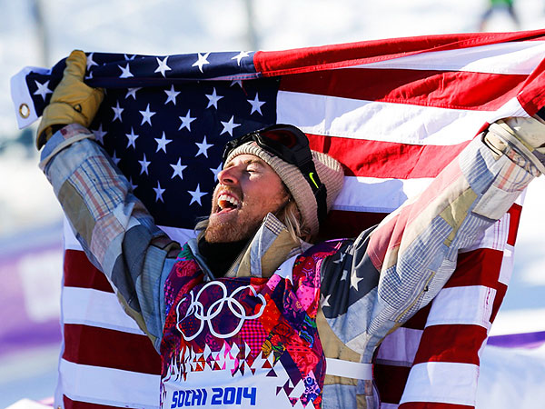 2014 Winter Olympics: Sage Kotsenburg Wins First U.S. Gold Medal at Sochi
