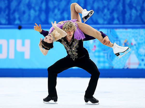 Meryl Davis and Charlie White: Did the Ice Dancers Get Gold?
