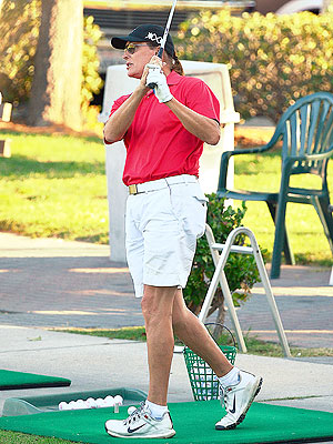 Bruce Jenner's Life Now: More Golf, Less Kardashians