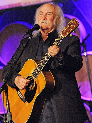 David Crosby Undergoes Heart Surgery