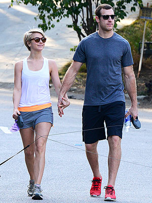 Is Julianne Hough Dating Hockey Player Brooks Laich?