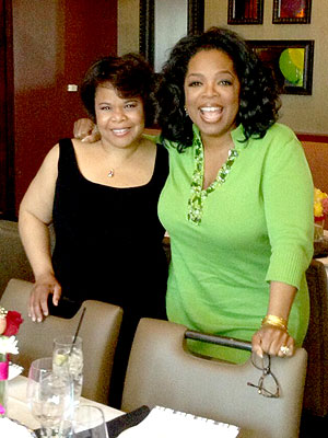 Oprah Winfrey Helps Her Long-Lost Sister