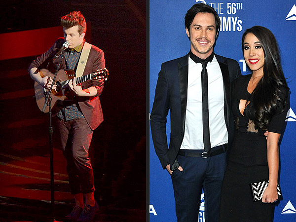 American Idol: Alex Preston Gets Support from Alex & Sierra of X Factor