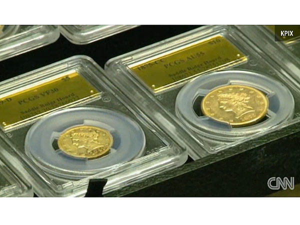 Calif. Couple Discover $10 Mil in Gold While Walking Their Dog