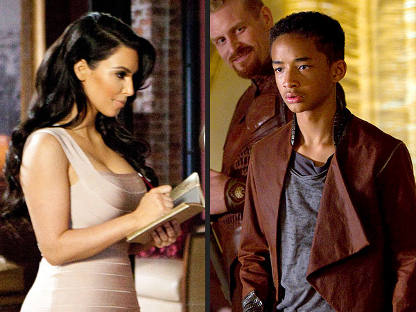 Razzies 2014: Kim Kardashian, Jaden Smith Nab Awards for Hollywood's Worst