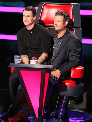 The Voice: Blake Shelton's Steal Has Usher Feeling 'A Little Scared'