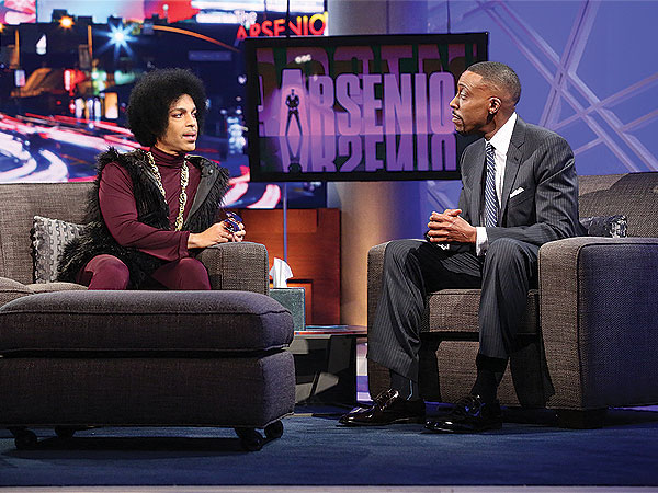 Prince Takes Over the Arsenio Hall Show: 5 Things We Learned