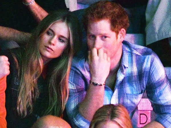 Prince Harry to Marry Cressida, Oddsmakers Are Betting