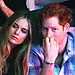 Prince Harry's Girlfriend Cressida Attends He