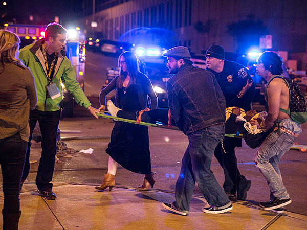 SXSW: Car Crash Leaves 2 Dead, 23 Injured