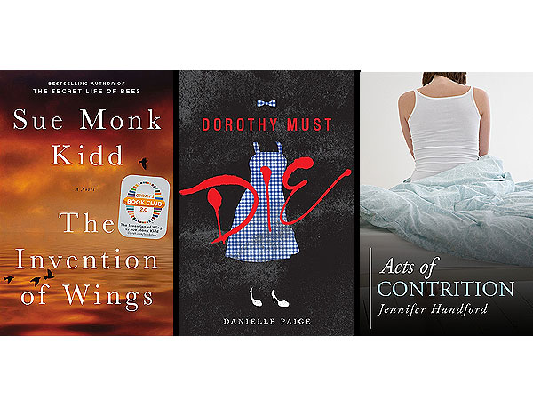 What We're Reading This Weekend: Fresh New Fiction