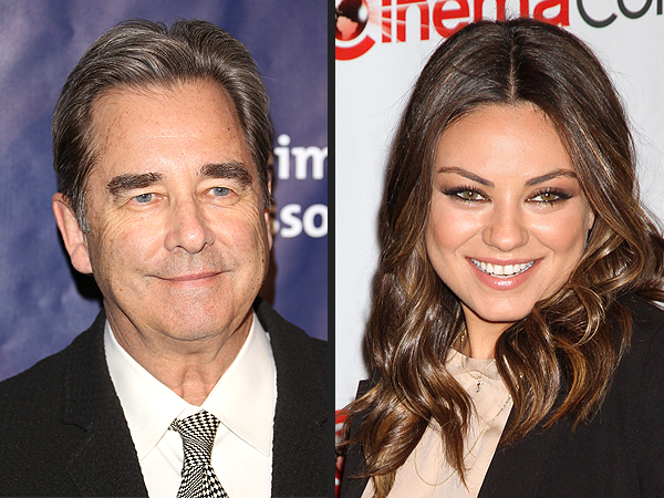 Beau Bridges' Parenting Advice for Former Costar Mila Kunis: 'Teach Them Respect'