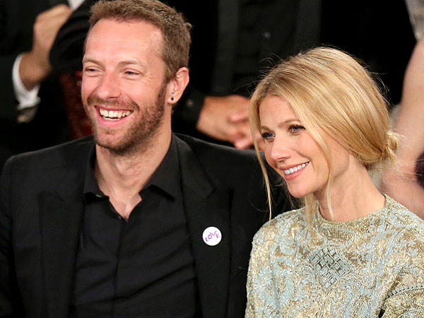 Gwyneth Paltrow and Chris Martin Attend East Hampton Screening Together