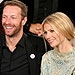 Gwyneth Paltrow and Chris Martin Attend Ea