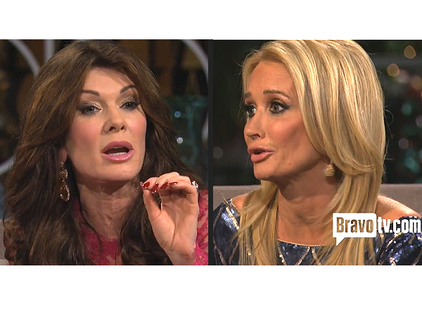 Real Housewives of Beverly Hills Reunion: The Nuttiest Moments from Part 2